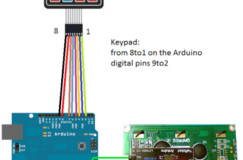 Simplest Arduino based thermometer using LM35 and LCD i2c
